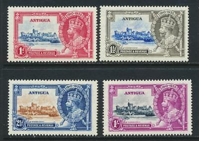 Antigua 1935 Silver Jubilee Set, Vf Mlh (See Below Part Of An Omnibus)