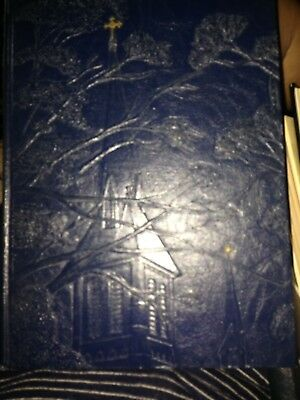 spires 1962 yearbook catholic central high school grand rapids michigan