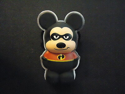 Disney Vinylmation 3D The Incredbles Mickey Mouse Pin