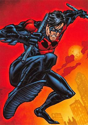 NIGHTWING / DC Comics The New 52 (Cryptozoic 2012) BASE Trading Card #39