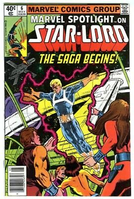 Marvel Spotlight Starlord #6 (1980) NM- New Marvel Bronze Copper Collection