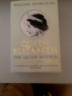Qqueen Elizabeth The Queen Mother-Official Biography-William Shawcross-94 Pics