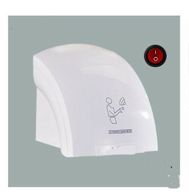 A42 Commercial Wall Mounted Full-Automatic Hand Dryer Washroom Bathroom Toilet M