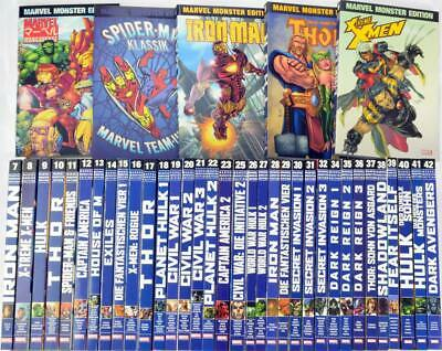 Marvel Monster Edition - Band 1 - 42 -  zur Auswahl - Z:0-1