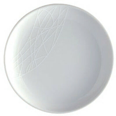 Jamie Oliver White on White 19cm Plate