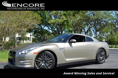 GT-R 2dr Coupe Premium 45TH Anniversary Gold Edition..1 2016 Nissan GT-R 2dr Coupe Premium 45TH Anniversary Gold Edition..1 18,241 Miles