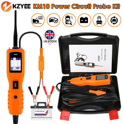 12V Car Circuit Tester Electrical Tester Power Probe AVOmeter Diagnostic Tool UK