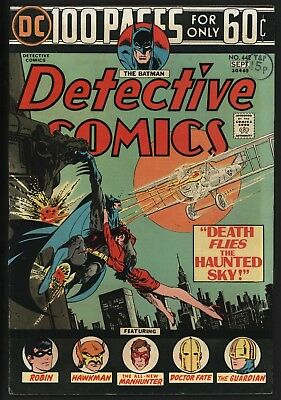 Detective Comics #442 Vf 100 Page Giant Great Stories New Alex Toth Batman Tale