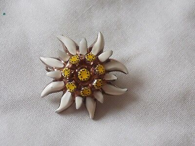 Vintage Lucite 1940S Preloved Broach/brooch