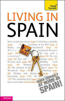 Living in Spain: Teach Yourself, MacBride, Peter