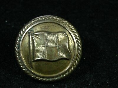 c. 1921 CANADIAN PACIFIC STEAMSHIP Ltd ( Shipping) 24mm GILT COAT BUTTON pattern