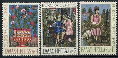 Greece 1975 Mi. 1198-1200 MNH 100% CEPT