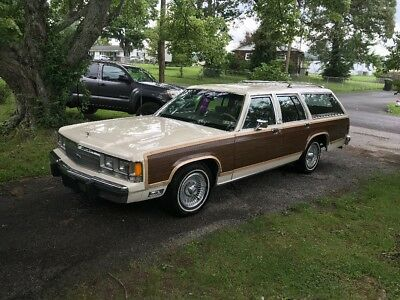 1991 Ford Other LX 1991 Ford LTD Crown Victoria Country Squire station wagon Clean! Original!