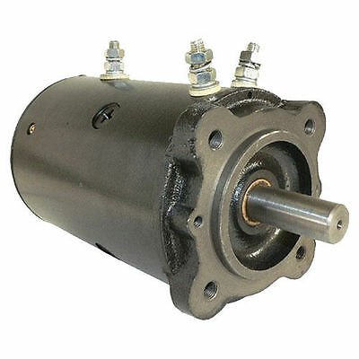 New Winch Motor Ramsey Tulsa Braden Hickey Pierce 12V Reversible Mbj4407 & More