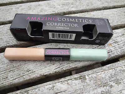 BNIB AMAZING COSMETICS Amazing Corrector Concealer - Fair - Light