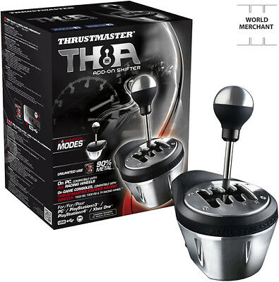 ThrustmasterJoystickPS4 XboxOneS Add-on Shifter Th8a Gearbox Gearshifter PS3