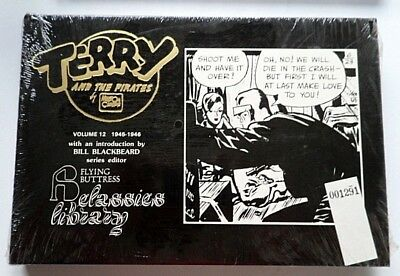 Terry and the Pirates Vol 12  1945-1946 Flying Buttress 1291/1300 NEW