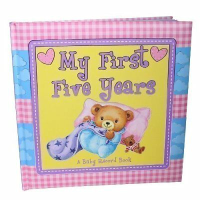 My First Five Year Diary - A Baby Record Book,