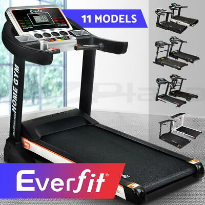 Everfit Electric Treadmill Incline Home Gym Exercise Machine Fitness Equipment
