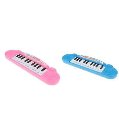 Popular Mini Plastic Keyboard Piano Electronic Kid Toy Instrument Musical