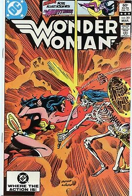 Wonder Woman #301 VF+ 8.5 Comic Book DC 1983