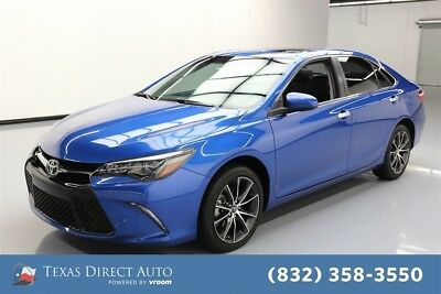 Toyota Camry XSE V6 4dr Sedan Texas Direct Auto 2017 XSE V6 4dr Sedan Used 3.5L V6 24V Automatic FWD Sedan