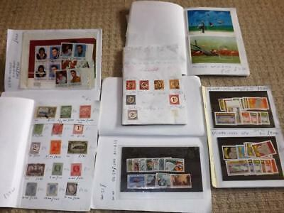 BR COMMONWEALTH-GD LOT IN APPRO BOOKS-SETS TO TOP VALS-SOME BETTER-CAT c£1000+