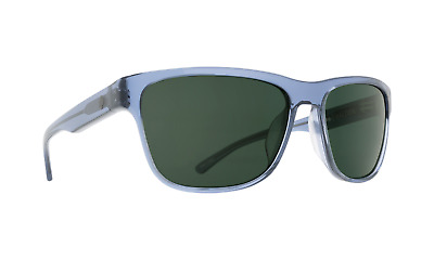 7a8794ec95 NIB NEW SPY WALDEN TRANSLUCENT SLATE HAPPY GRAY GREEN MEN SUNGLASSES sy87