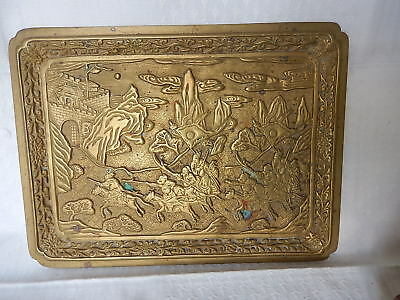 plate bronze solid fighter rider in combat castle asian China Asia