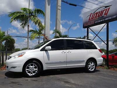 Sienna Toyota Sienna AWD XLE Limited All Wheel Drive 4WD 2006 Toyota Sienna AWD * NO RESERVE AUCTION * XLE Limited FLORIDA NO RUST! RARE