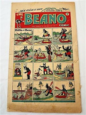 BEANO # 410 May 27th 1950 issue comic The