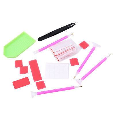 Painting tools kit Diamond Embroidery Storage Boxes Nail Art DIY Craft Tool B