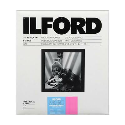 Ilford Multigrade RC Cooltone VC BW Enlarging Paper, Glossy, 8x10 - 25 Sheets