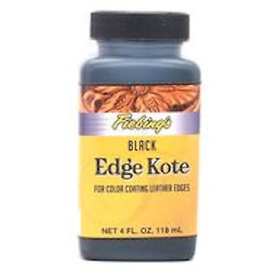 Fiebing's Edge Kote 7 Color Choices Fiebing Fiebings Color Coating 4 oz (118 mL)