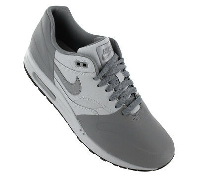 on sale 34169 a474f NEUF Nike Air Max 1 Premium SE 858876-001 Hommes Baskets Chaussures Sneaker  SALE