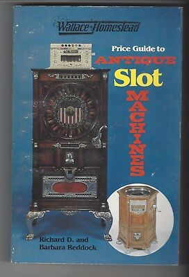 Price Guide To Antique Slot Machinesby Reddock
