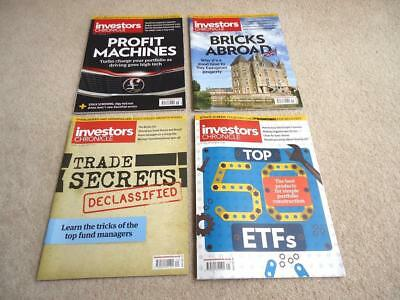 Investors Chronicle Vol 192/2443-4-5-6 Profit Machines Top 50 Etfs May 2015