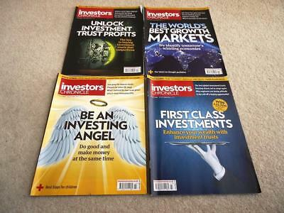 Investors Chronicle Vol 190/2414-5-6-7 Investment Trust Investing Angel Oct 2014