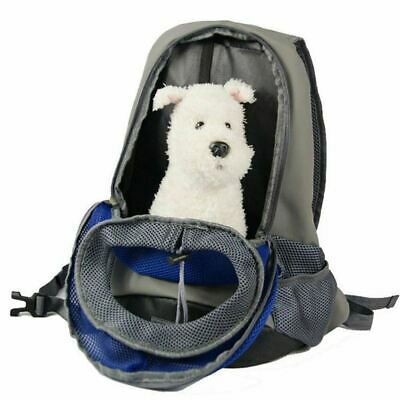 Cat Carrier Backpack Net Puppy Airline Pet Approved Comfort Travel Shoulder Bag