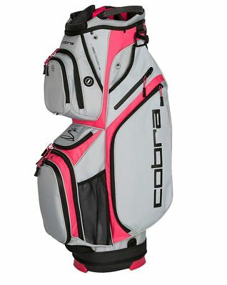 Cobra Ultralight Cart Bag / Golfbag Pink Puma Golftasche 909264