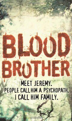 Blood Brother (Carson Ryder, Book 4),J. A. Kerley