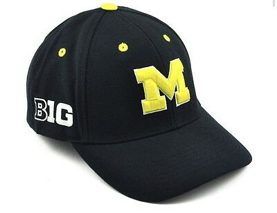 new style 979a6 5af76 NCAA Georgia Bulldogs Top of the World 1Fit Adult Cap Hat Grey.  13.49 or  Best Offer 5d 4h. See Details.  NEW  Michigan Wolverines Top Of the World  Hat ...