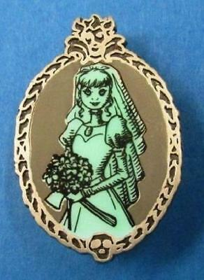 Disney Pin Constance the Bride Haunted Mansion Glow In The Dark Mystery Set