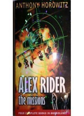 Alex Rider the Missions,Anthony Horowitz