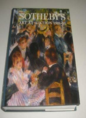 Sotheby's Art at Auction 1989-90,Sally Prideaux