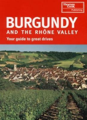 Burgundy and the Rhone Valley (Signpost Guides),Andrew Sanger