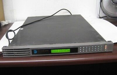 Harmonic Divicom MV100 Encoder Analog SDI Digital Broadcast Video Mpeg-2 VBR
