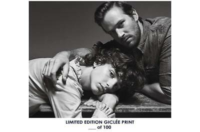 """18"""" x 12"""" Giclee Art Print Poster Call Me by Your Name Photo 02"""