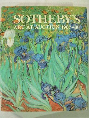Art at Auction 1987-88 (Sotheby's Art at Auction),Sally Liddell