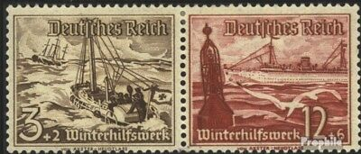 German Empire W131 with hinge 1937 Vessels